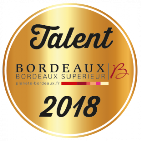illustration : Talents de Bordeaux rouge